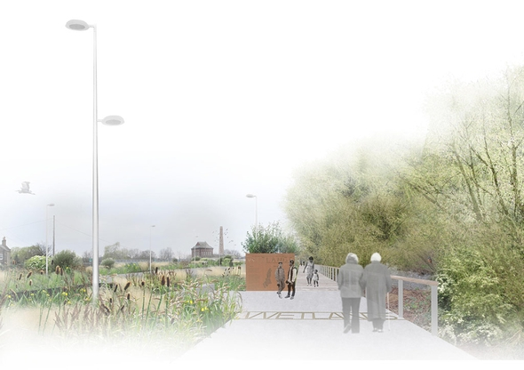 Walthamstow Wetlands Proposals