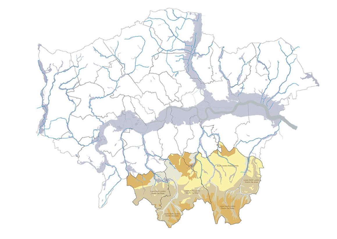 <h3>London's chalk aquifer</h3>