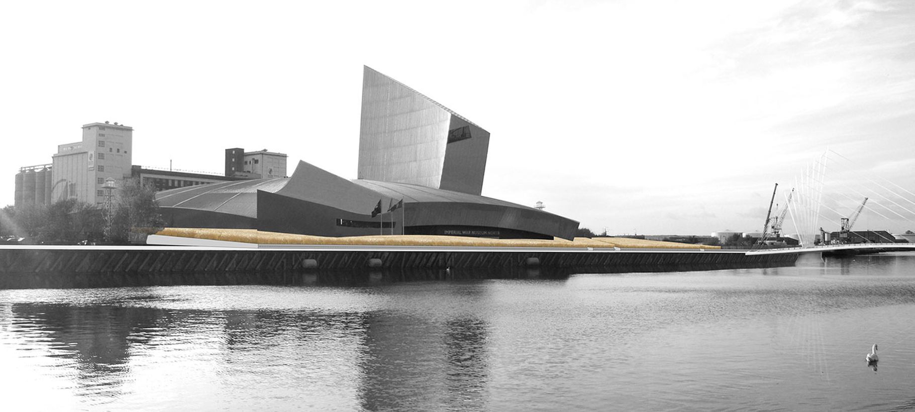 Imperial War Museum North Manchester Uk Competition